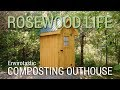 Composting Outhouse (Mennonite-Made)