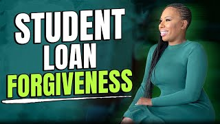 STUDENT LOAN DEBT FORGIVENESS $10,000 OR $50,000? FORBEARANCE EXTENDED UNTIL MARCH 2022 OR NO? 2021