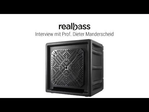 Youtube Video zu Prof. Dieter Manderscheid mit sseinem Realbass
