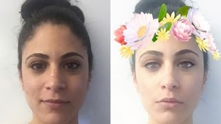 Do Snapchat Beauty Filters Make You Look Better, Or Whiter?