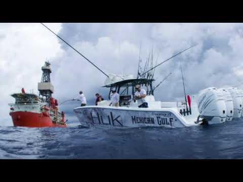 2017 Mexican Gulf Fishing Company Trip