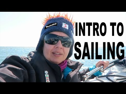 The Very BASICS of Sailing - The Solent (S England)