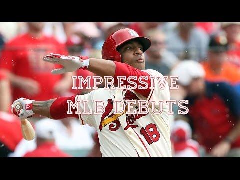 Impressive MLB Debuts