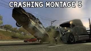 Driver San Francisco- Crashing Montage 5(Crashing cars. In the game Driver San Francisco. Yeah! Crashing Montage 6..is here!:https://www.youtube.com/watch?v=5fa48..., 2014-11-03T13:49:50.000Z)