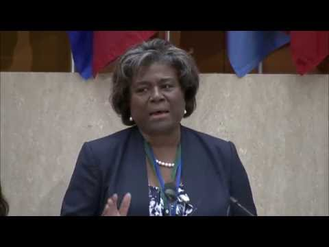 Remarks by Assistant Secretary Thomas-Greenfield at Close of 2016 (AGOA) Forum