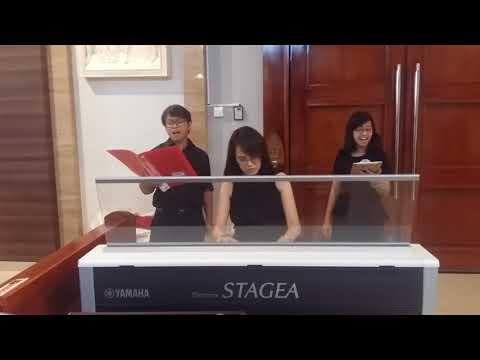 Your Love (Gita Gutawa ft Delon)- Carmen Divina Choir