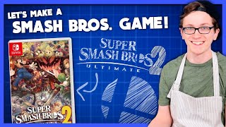 Let's Make a Smash Bros. Game! - Scott The Woz