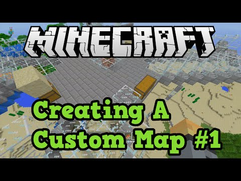 Minecraft Xbox One How To Make Custom Maps