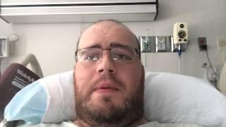 Laminectomy Surgery Recovery Day 1