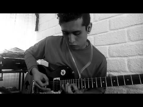 No sufriré jamas por ti - Saratoga (Cover guitar)