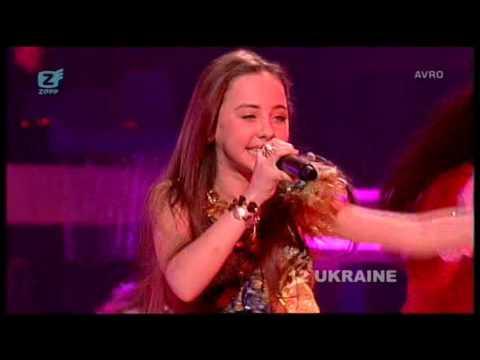 Junior Eurovision 2007: Ilona Halytska - Urok Hlamuru (Ukraine)