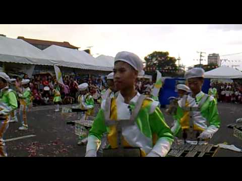 ERES drum & lyre band drill 2011