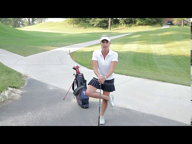 Warming up for Golf: Why your golf warm-up should be more than sprinting to the first tee!