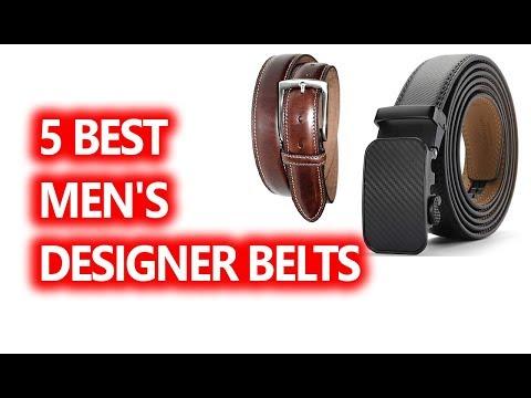 Best Mens Deigner Belts Buy In 2019