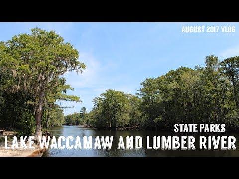 Exploring Lake Waccamaw & Lumber River State Parks | August 2017 | Wandering Around In Wonder