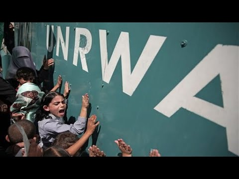 US to End All Funding to UNRWA