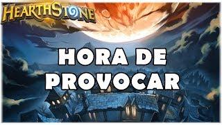 HEARTHSTONE - HORA DE PROVOCAR! (STANDARD TAUNT CUBE DRUID)