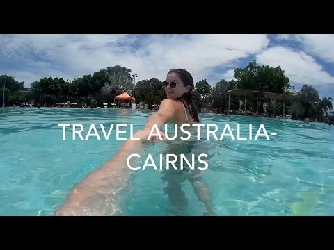 Travel Australia - Cairns (Go Pro) ll Great Barrier reef