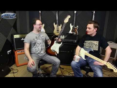 Fender Deluxe Strat Plus - Personality Card Review (Part 1)