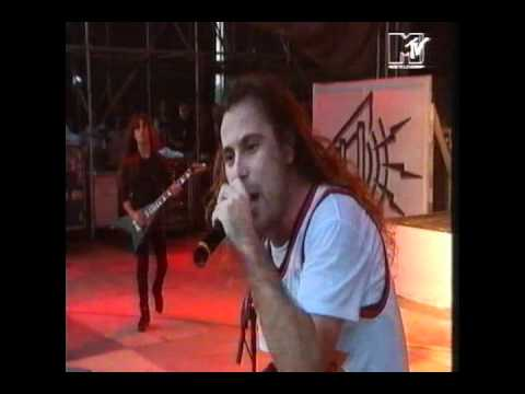 anthrax interview and room for one more live at dynamo festival 1993 youtube