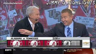 CRAZIEST GAMEDAY FANS EVER - Week 8 Selections / Lee Corso Mascot Pick Week 8 / College Gameday
