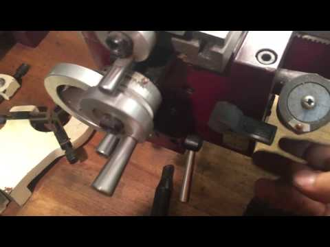 Review of harbor freight 9x20 lathe