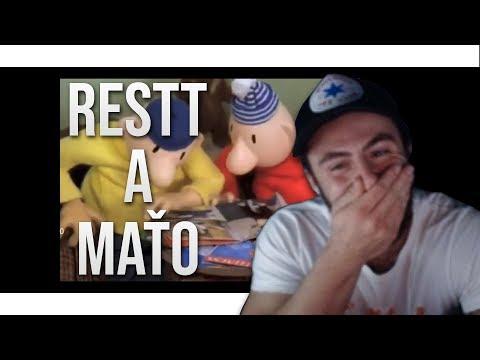 RESTT A MAŤO AKO PAT A MAT #2 - REAKCIA