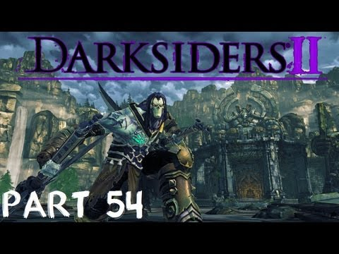 Darksiders 2 Playthrough PC part 54: Finally a Hot Female Demon!
