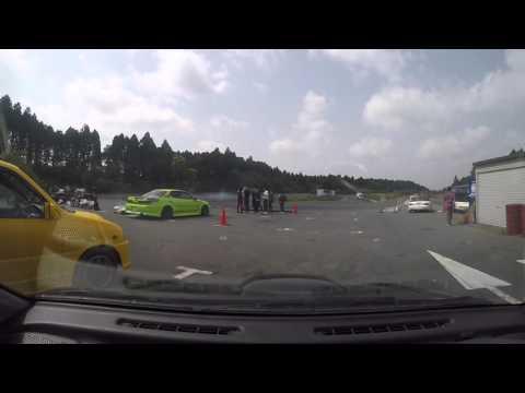 20160503 Driving Minami Chiba ciruit Newly rayout a