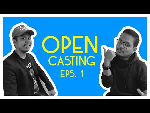 OPEN CASTING! #1