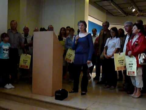 Nouvelle République : Patricia Royer commente la d...