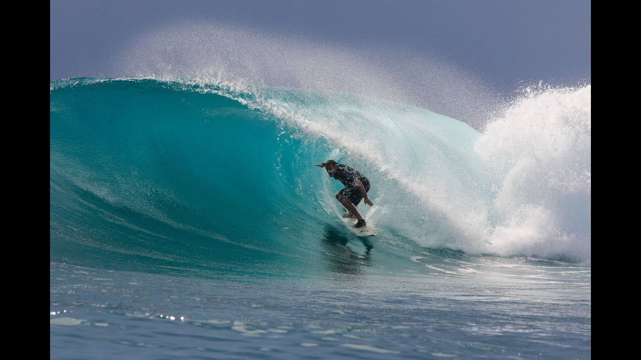 Surfing In Indonesia - Chasing Wave Of Life