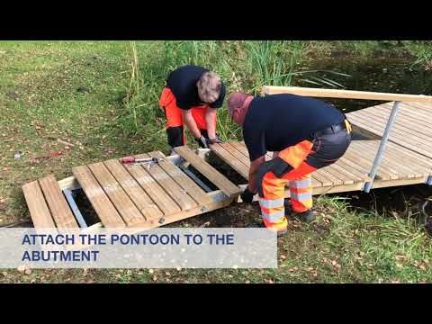 How to install the abutment