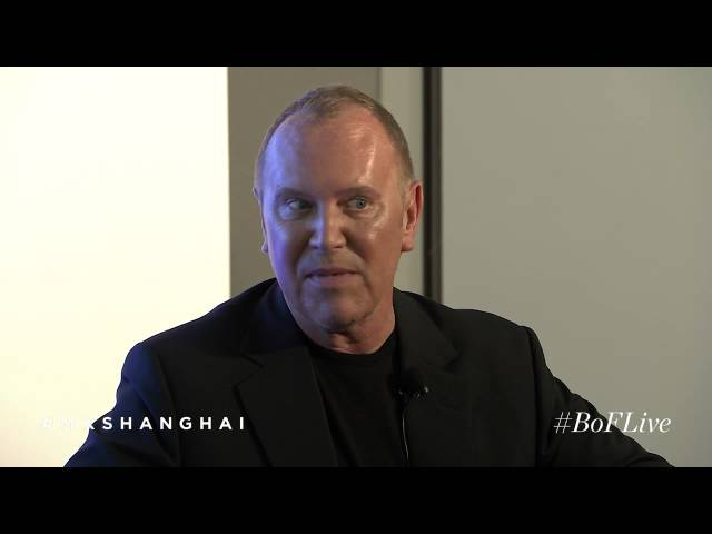 Michael Kors talks to Imran Amed for #BoFLive