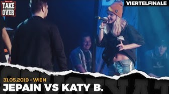 JEPAIN vs. KATY B. - Takeover Freestyle Contest | Wien 31.05.19 (VF 3/4)