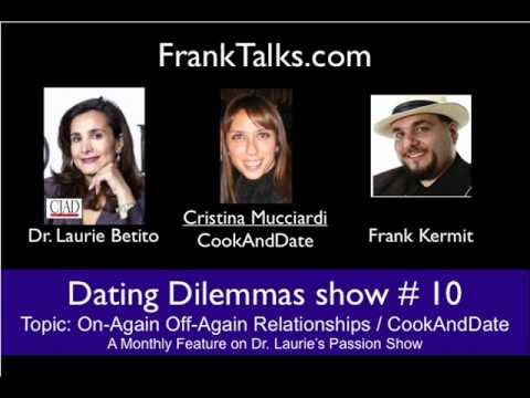 Dating Dilemmas Show 10 Cook And Date Cristina Mucciardi