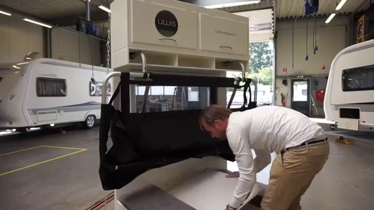 Uwis Etagenbett Preis : Uwis etagenbett wohnwagen monteren caravanbed youtube goggo