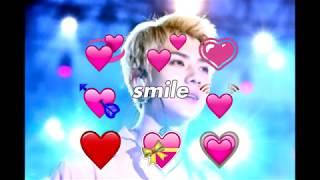 you so precious when you smile; lord sehun