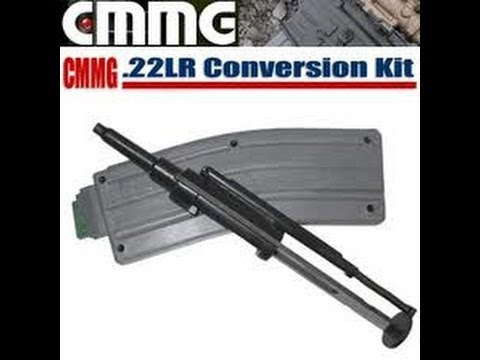 CMMG .22 Conversion Kit For AR 15 Rifles