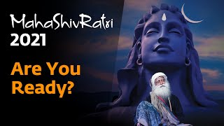 Sadhguru Invites You To MahaShivRatri 2021! #MahaShivRatri2021