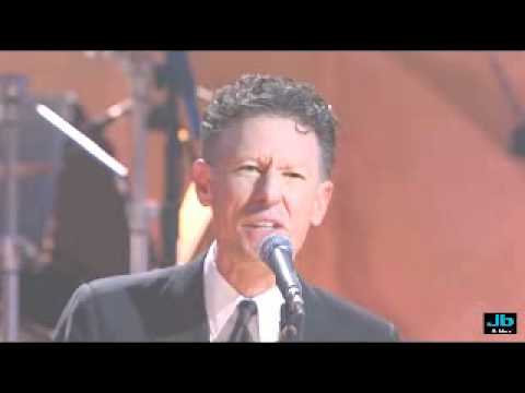 Lyle Lovett - 50 Ways To Leave Your Lover (Paul SImon and Friends  DVD - 2007)