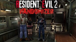 Resident Evil 2 - Enemy/Item RANDOMIZER - PC