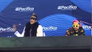 Natsumatsuri 2014 - Motsu y DJ Kaya