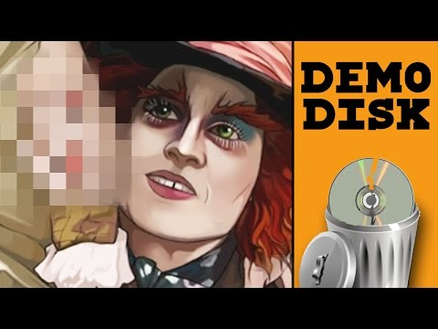 SCARED STIFF - Demo Disk Gameplay