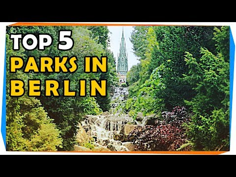 Top 5 Parks in Berlin  GoOn Berlin