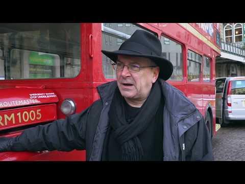 Iconic Routemaster Bus Repowerd with Cummins Euro 6