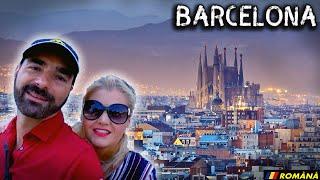 BARCELONA - Hai aici cu prietenii!  / Ep.1