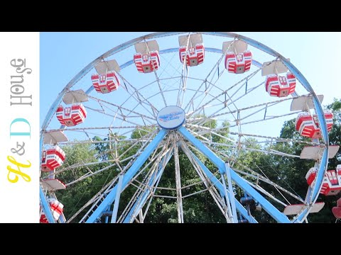 SARATOGA COUNTY FAIR 2016 | Honey and Darling's House