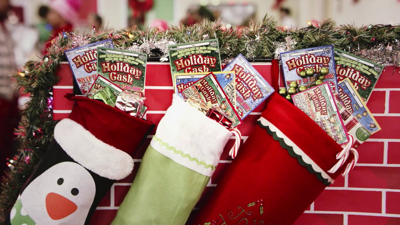 Florida Lottery Holiday Scratch Off Games