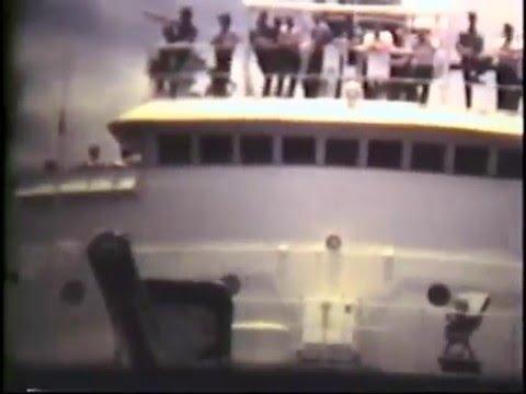 USCGC Hamilton 1969-The Saga Of The Hamilton